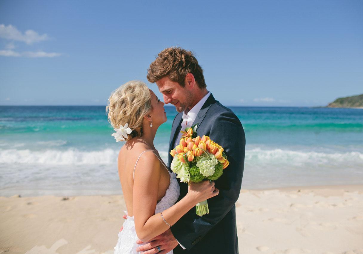 Steve + Jaimee – Elizabeth Beach