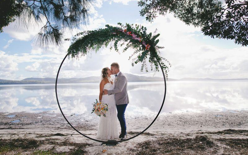 Jemma + Brett – Green Cathedral