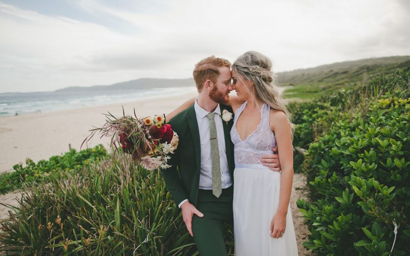 Eddie + Lucy – Pacific Palms